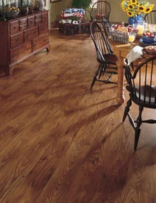 hardwood flooring in davenport